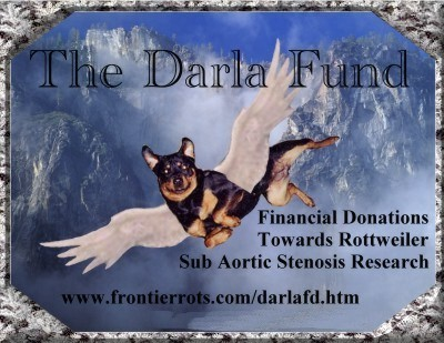 Darla Fund Rottweiler SAS info and research