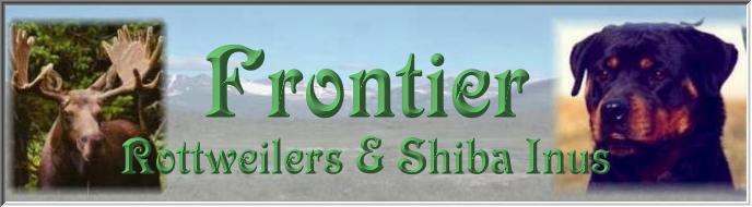 Frontier Rottweilers